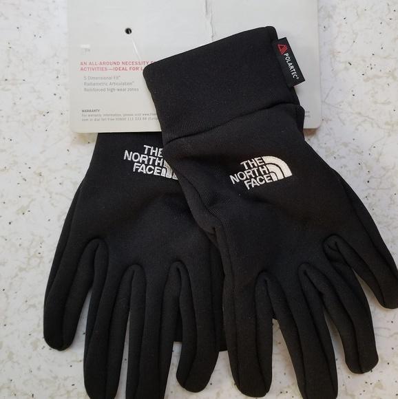 laag geprijsd nieuwe hoge kwaliteit goedkeuring prijzen The North Face Powerstretch Glove NWT